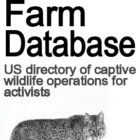 "New ""Wildlife Farms Database"" now live"
